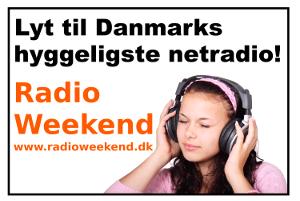 Hold weekend med Danmarks hyggeligste netradio